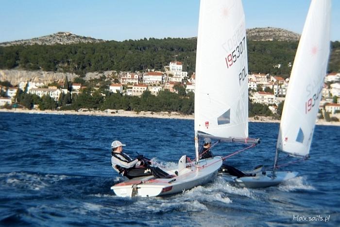 Treningi w Dalmacji