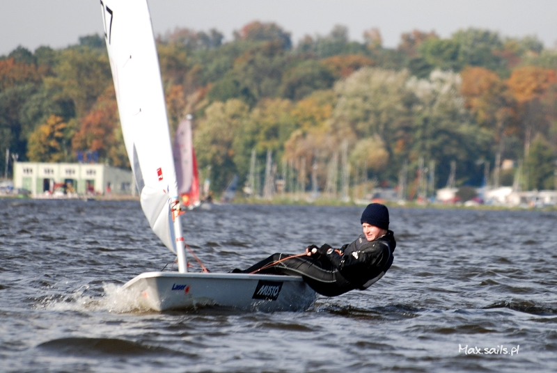 Mistrzostwa Warszawy Juniorów 2013, Laser Radial