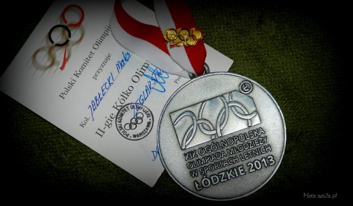 """Drugi """"krążek olimpijski"""" w kolekcji i 2 Kółko Olimpijskie"""