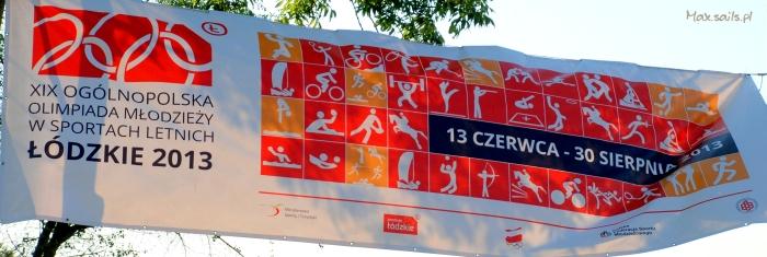 .. i tak Ogólnopolska Olimpiada Młodzieży 2013 przechodzi do historii