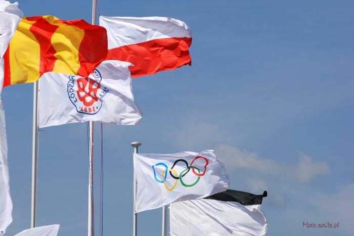 OOM 2013 flaga już na maszcie, zmagania czas zacząć..