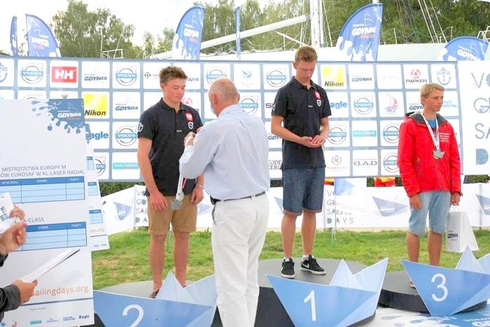 Mistrzostwa Polski Juniorów 2014 Laser Radial, Volvo Gdynia Sailing Days